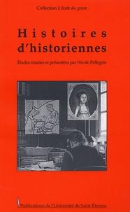 Nicole Pellegrin - Histoires d'historiennes.