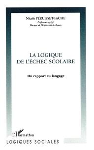 Openwetlab.it LA LOGIQUE DE L'ECHEC SCOLAIRE. Du rapport au langage Image