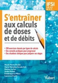 Sentraîner aux calculs de doses et de débits - IFSI UE 4.4 et 2.11.pdf