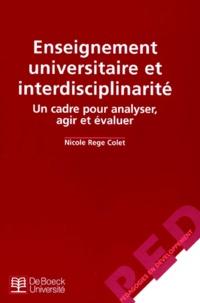 Nicole Rege Colet - .