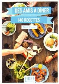 Nicole Renaud - Des amis à dîner.