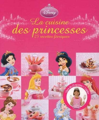 Nicole Seeman - La cuisine des princesses - 25 recettes féériques avec un tablier.