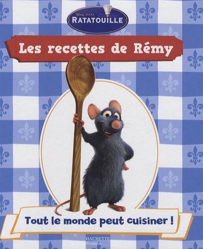 Nicole Seeman - Ratatouille  : Les recettes de Rémy - Tome 1, Tout le monde peut cuisiner !.