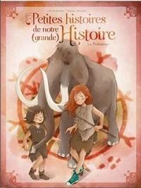 Nicole Snitselaar et Marianne Alexandre - Petites histoires de notre (grande) Histoire - La préhistoire.