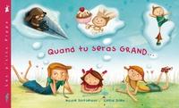 Nicole Snitselaar et Cinzia Sileo - Quand tu seras grand.