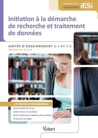 Diplôme d'Etat infirmier - Initiation à la démarche de recherche et traitement des données- Unité d'enseignement 3.4 et 5.6 - Nicole Tanda |