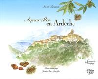 Nicole Tercinet - Aquarelles en Ardèche.