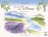 Nicole Tercinet - Aquarelles en Drôme.