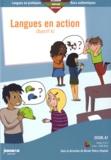 Nicole Thiéry-Chastel - Langues en action - Objectif A1. 1 DVD