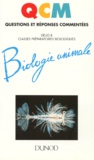 Nicole Touzet-Bienvenut et Jean-Louis Morère - Biologie animale - DEUG B, classes préparatoires biologiques.