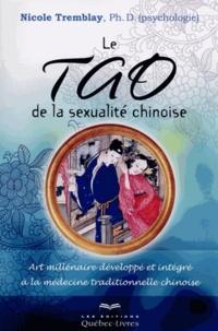 Le Tao de la sexualité chinoise - Art millénaire développé et intégré à la médecine traditionnelle chinoise.pdf