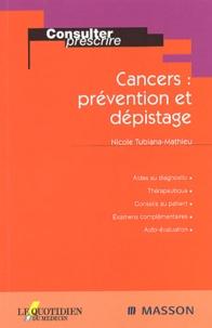 Cancers : prévention et dépistage.pdf