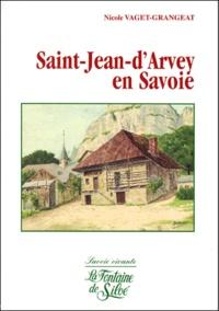 Nicole Vaget-Grangeat - Saint-Jean-d'Arvey en Savoie - Évocation des époques traversées par une communauté villageoise du Parc naturel régional du massif des Bauges.