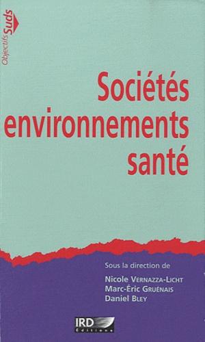 Sociétés, environnement, santé