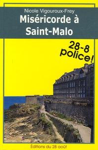 Nicole Vigouroux-Frey - Miséricorde à Saint-Malo.