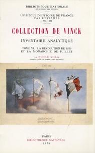 Inventaire analytique de la collection De Vinck - Tome 6, La Révolution de 1830 et la Monarchie de Juillet.pdf