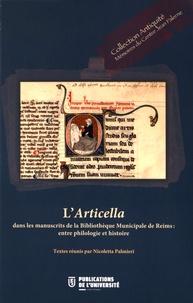 Nicoletta Palmieri - L'Articella dans les manuscrits de la Bibliothèque municipale de Reims : entre philologie et histoire.
