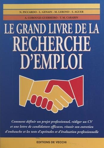 Le grand livre de la recherche d'emploi