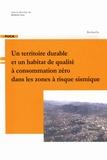 Nicoletta Trasi - Un territoire durable et un habitat de qualité à consommation zéro dans les zones à risque sismique.