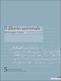 Nicolò Maccavino et Bernardino Fantini - Il diluvio universale - Michelangelo Falvetti.