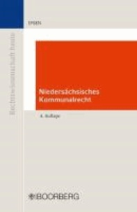 Niedersächsisches Kommunalrecht.