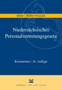 Niedersächsisches Personalvertretungsgesetz.