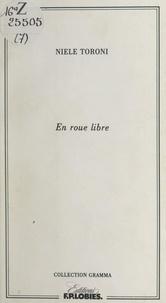 Niele Toroni et Alain Coulange - En roue libre.