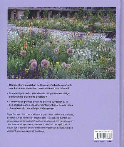 Plantations naturalistes. Introduire la nature dans les espaces verts et les jardins