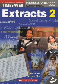 Nigel Newbrook - Extracts 2 - English fiction for upper-intermediate and advanced students. 1 CD audio