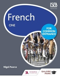 Nigel Pearce - French for Common Entrance One.