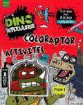 Nikalas Catlow et Tim Wesson - Coloraptor activités.