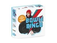 Niki Fisher - Bowie bingo.
