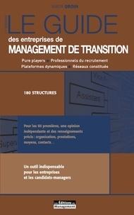 Nikita Droin - Le guide des entreprises de management de transition.