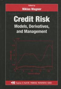 Niklas Wagner - Credit Risk.