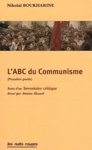 L'ABC du Communisme - Nikolaï Boukharine |