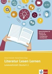 Nikolaus Euba - Literatur Lesen Lernen.