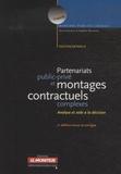 Nil Symchowicz - Partenariat public-privé et montages contractuels complexes - Analyse et aide à la décision.