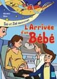 Nils Delot et Julien Moca - L'arrivée d'un bébé.