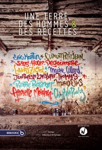Nils Van Brabant et Anthony Florio - Une Terre, des Hommes & des Recettes.