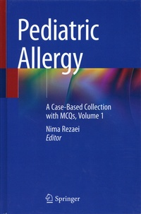 Pediatric Allergy - A Case-Based Collection with MCQs - Volume 1.pdf