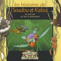 Nimal de Silva et Isabelle Koch - La tortue et les quatre poissons. 2 DVD