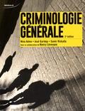 Nina Admo et José Gariépy - Criminologie générale.