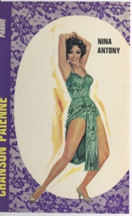 Nina Antony - Chanson païenne.