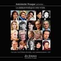 Nina Berberova et Andrée Chedid - Extraits gratuits - Catalogue Bibliothèque des voix.