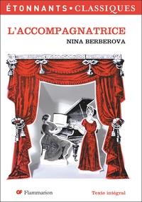 Nina Berberova - L'accompagnatrice.