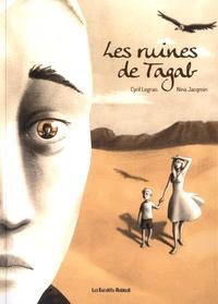Nina Jacqmin et Cyril Legrais - Les ruines de Tagab.