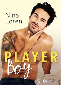 Téléchargez les ebooks pdf pour ipad Player Boy (teaser) par Nina Loren RTF MOBI
