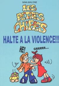 Nina Malone - Halte à la violence.