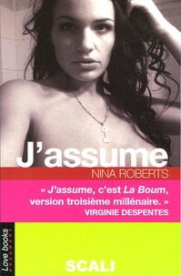 Nina Roberts - J'assume.