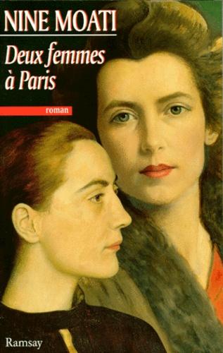 Nine Moati - Deux femmes à Paris.
